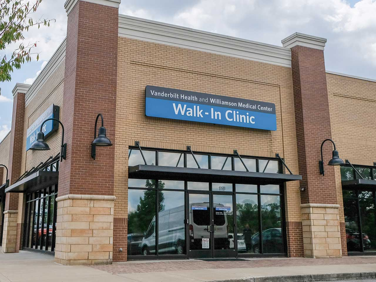 Vanderbilt Health and Williamson Medical Center Walk-In Clinic Cool Springs