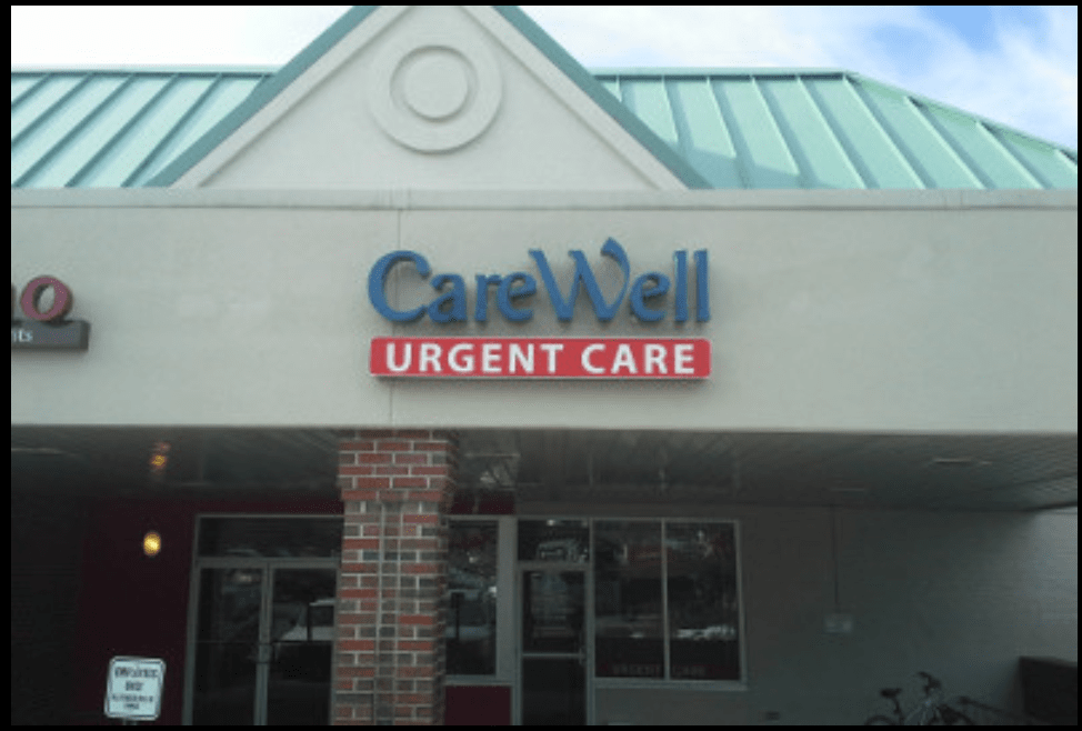 CareWell Urgent Care-Needham