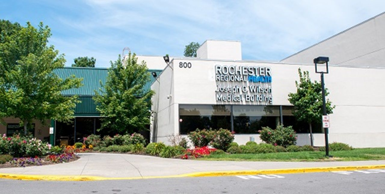 Wilson Center Urgent Care - Rochester General Hospital